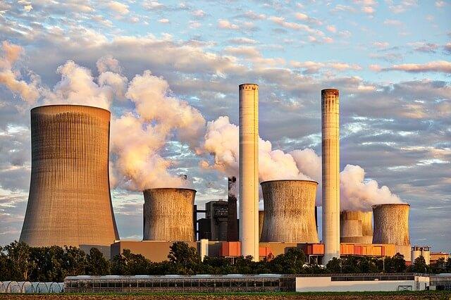 Versorgungssicherheit durch Gewerbestrom aus Kohle