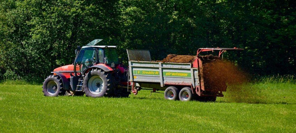 Absatzfinanzierung wird häufig in der Landwirtschaft eingesetzt